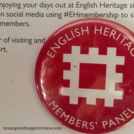 English Heritage Members Panel